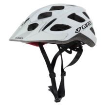 Giro Hex Bike Helmet (For Men and Women) in White Ca Bear - Closeouts