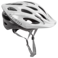 Giro Indicator Cycling Helmet (For Men and Women) in White/Silver - Closeouts