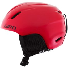 Giro Launch Ski Helmet (For Little and Big Kids) in Red - Closeouts