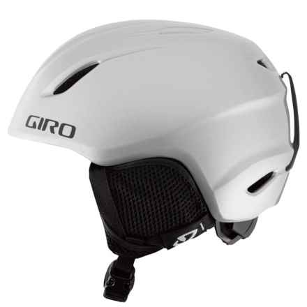 Giro Launch Ski Helmet (For Little and Big Kids) in Silver - Closeouts