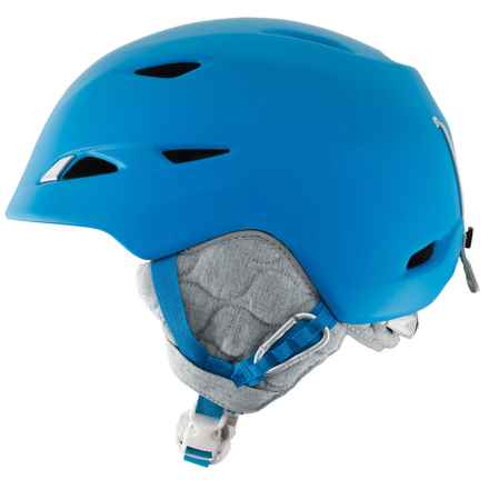 Giro Lure Ski Helmet (For Women) in Matte Blue Jewel - Closeouts