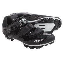 Giro Manta Mountain Bike Shoes - SPD (For Women) in Black/White - Closeouts