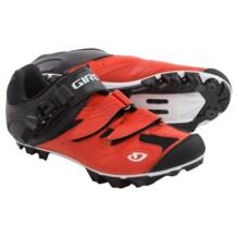 Giro Manta Mountain Bike Shoes - SPD (For Women) in Glow Red/Black - Closeouts