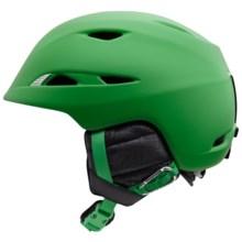 Giro Montane Snowsport Helmet in Matte Green Motherboard - Closeouts