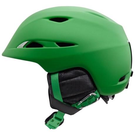 Giro Montane Snowsport Helmet in Matte Green Motherboard
