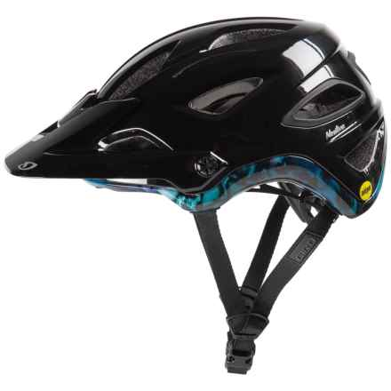 Giro Montara Mountain Bike Helmet - MIPS (For Men and Women) in Mat Black - Closeouts