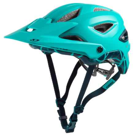 Giro Montara Mountain Bike Helmet - MIPS (For Women) in Matte Glacier Crystals - Closeouts