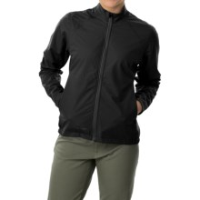 Giro Neo Polartec® NeoShell® Cycling Jacket (For Women) in Jet Black - Closeouts