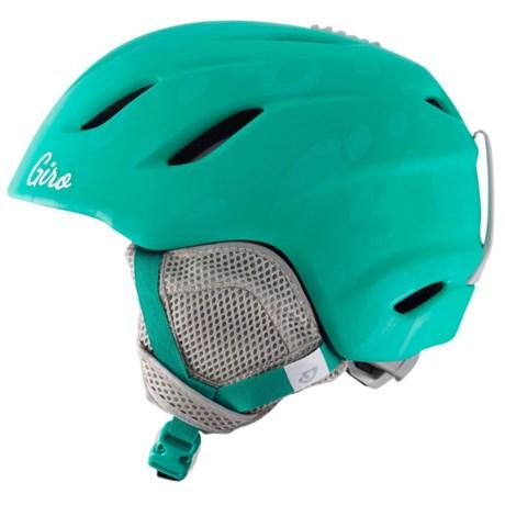 Giro Nine Jr. Ski Helmet (For Little and Big Kids)