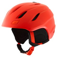 Giro Nine Ski Helmet in Matte Glowing Red - Closeouts