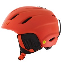 Giro Nine Snowsport Helmet - MIPS in Matte Glowing Red - Closeouts