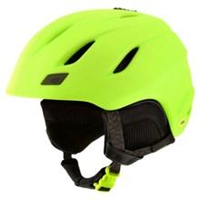 Giro Nine Snowsport Helmet - MIPS in Matte Highlight Yellow - Closeouts