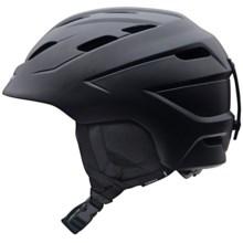 Giro Nine.10 Snowsport Helmet in Matte Black - Closeouts