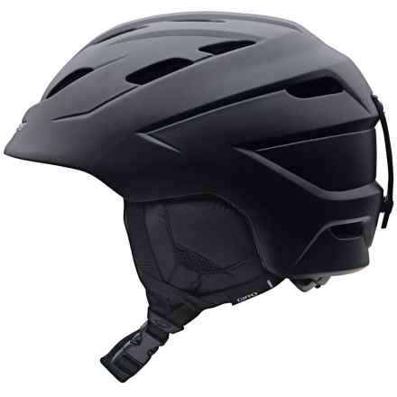 Giro Nine.10 Snowsport Helmet in Matte Black - Closeouts