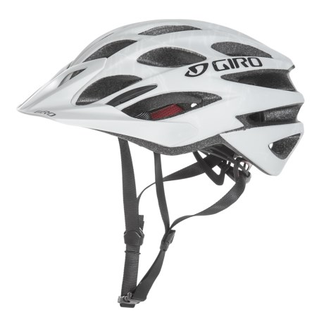Giro Phase Cycling Helmet  (For Men and Women) in White Ca Bear