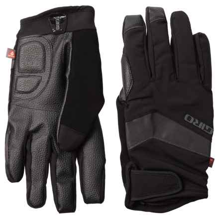 Giro Pivot PrimaLoft® Cycling Gloves - Waterproof, Insulated (For Men) in Black - Closeouts