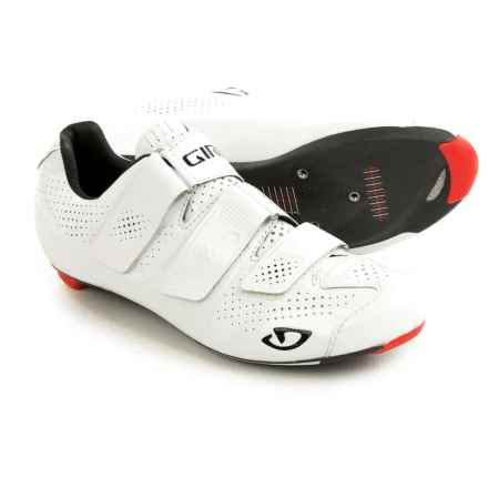 Giro Prolight SLX II Road Cycling Shoes - 3-Hole (For Men) in White/White - Closeouts
