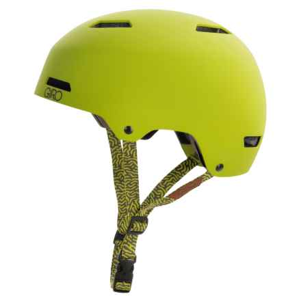 Giro Quarter MIPS Cycling Helmet (For Men and Women) in Matte Lime/Moutain Division - Closeouts