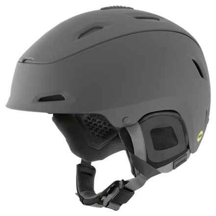 Giro Range Snowsport Helmet - MIPS in Matte Dark Shadow - Closeouts