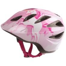 Giro Rascal Bike Helmet (For Kids and Youth) in Pink Unicorns - Closeouts
