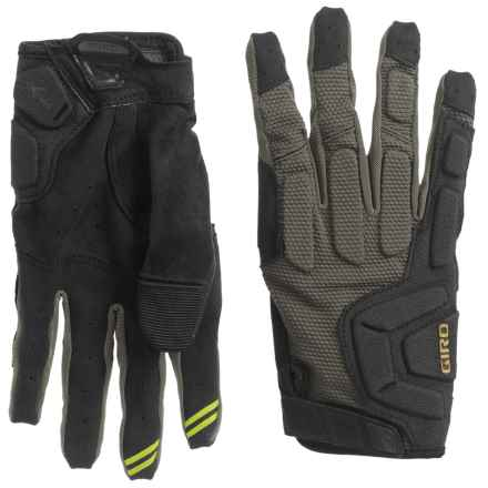 Giro Remedy X2 Gloves - Touchscreen Compatible (For Men and Women) in Mil Spec Olive/Black - Closeouts