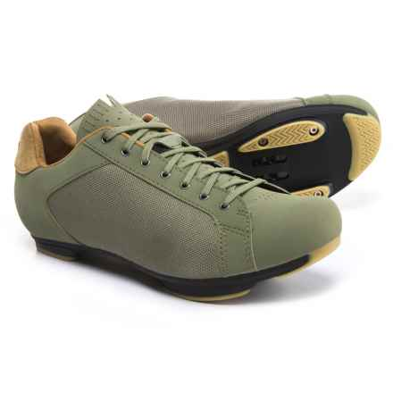 Giro Republic Cycling Shoes - SPD (For Men) in Army/Army/Gum - Closeouts