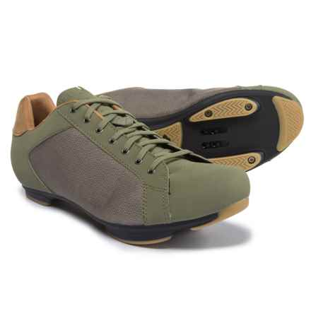 Giro Republic Cycling Shoes - SPD (For Men) in Army/Grey/Gum - Closeouts