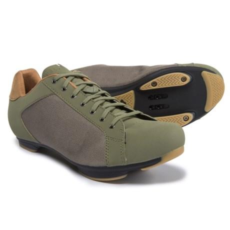 Giro Republic Cycling Shoes - SPD (For Men) in Army/Grey/Gum