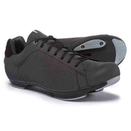 Giro Republic LX Cycling Shoes - SPD (For Men) in Dark Shadow Reflective - Closeouts
