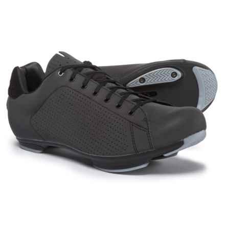 Giro Republic LX Cycling Shoes - SPD (For Men) in Dark Shadow Reflective - Closeouts