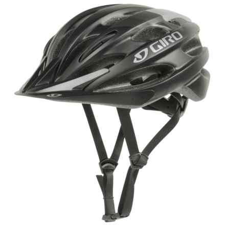 Giro Revel Bike Helmet (For Men and Women) in Matte Black/Charcoal - Closeouts