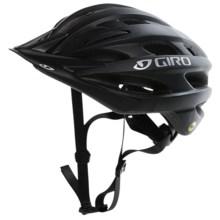 Giro Revel Cycling Helmet - MIPS (For Men and Women) in Matte Black/Charcoal - Closeouts