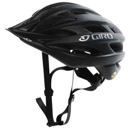 Giro Revel Cycling Helmet - MIPS (For Men and Women) in Matte Black/Charcoal - Closeouts