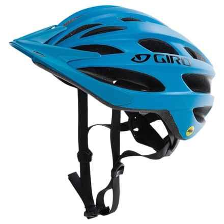 Giro Revel Cycling Helmet - MIPS (For Men and Women) in Matte Blue - Closeouts