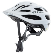 Giro Revel Cycling Helmet - MIPS (For Men and Women) in Matte White/Silver - Closeouts