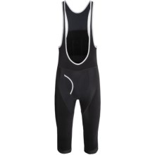 Giro Ride Thermal 3/4 Bib Cycling Under Shorts (For Men) in Jet Black - Closeouts