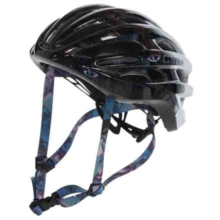Giro Saga MIPS Bike Helmet (For Women) in Black Galaxy - Closeouts