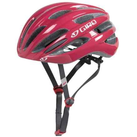 Giro Saga MIPS Bike Helmet (For Women) in Coral - Closeouts