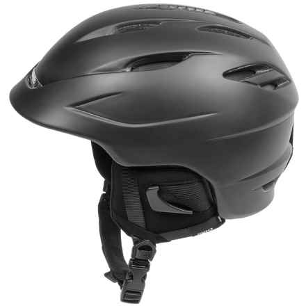Giro Seam Ski Helmet in Matte Black - Closeouts