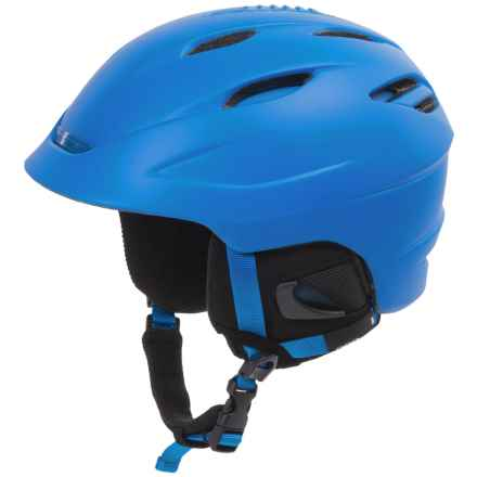Giro Seam Ski Helmet in Matte Blue - Closeouts