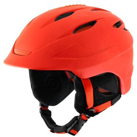 photo: Giro Seam snowsport helmet