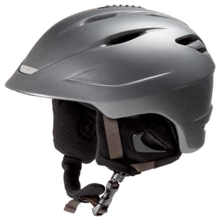 Giro Seam Ski Helmet in Matte Pewter - Closeouts