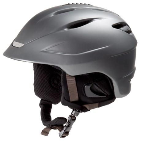 Giro Seam Ski Helmet in Matte Pewter