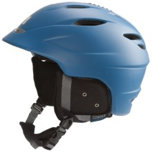 Giro Seam Snowsport Helmet in Matte Steel Offset - Closeouts