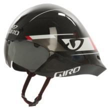 Giro Selector Bike Helmet (For Men and Women) in Bright Red/Black - Closeouts