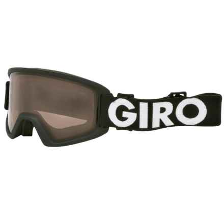 Giro Semi Ski Goggles in Black Futura/Ar40 - Closeouts