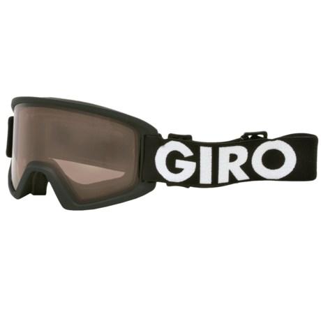 Giro Semi Ski Goggles in Black Futura/Ar40