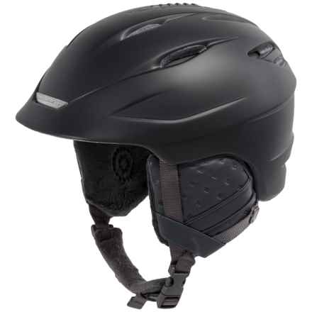 Giro Sheer Ski Helmet (For Women) in Black Cross Stitch - Closeouts
