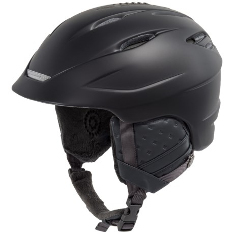 Giro Sheer Ski Helmet (For Women) in Black Cross Stitch