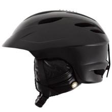 Giro Sheer Ski Helmet (For Women) in Black Laurel - Closeouts